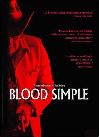 The Jackass Critics Podcast presents Blood Simple.