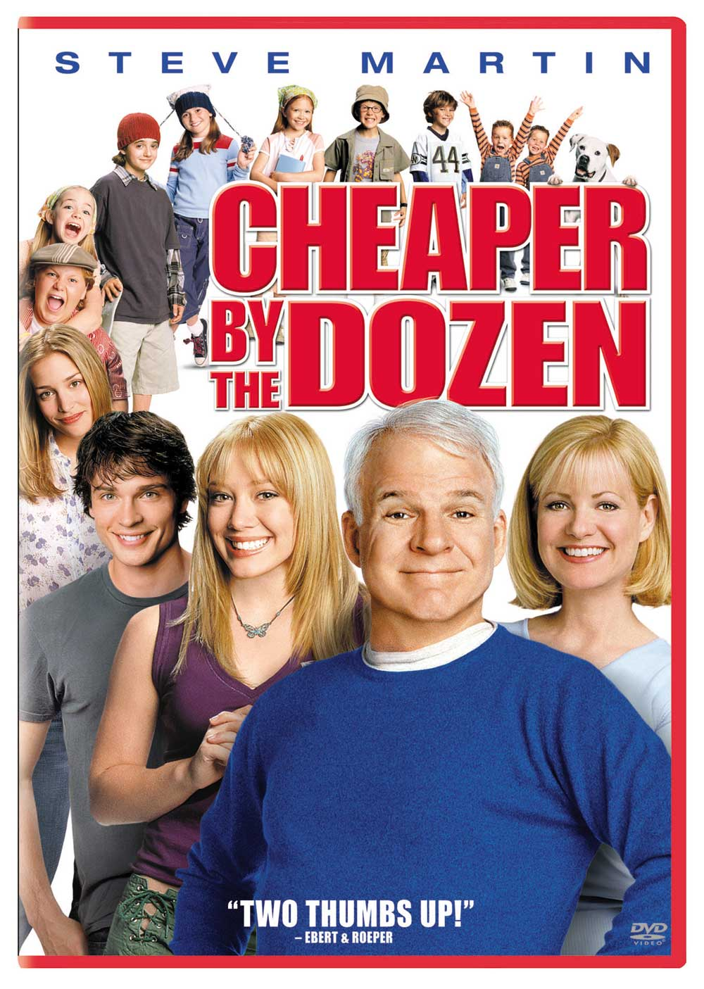 cheaper by the dozen In modern america, where the average family has 187 children, tom baker and  wife kate have decided that life is better--if not cheaper--by the dozen.