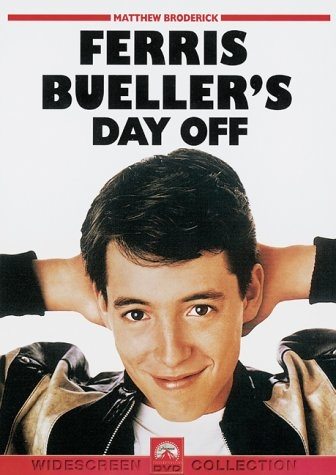 reflexiveness in ferris buelers day off essay (matthew broderick as ferris in ferris bueller's day off, 1986  communication  and emotion: essays in honor of dolf zillmann, ed by.