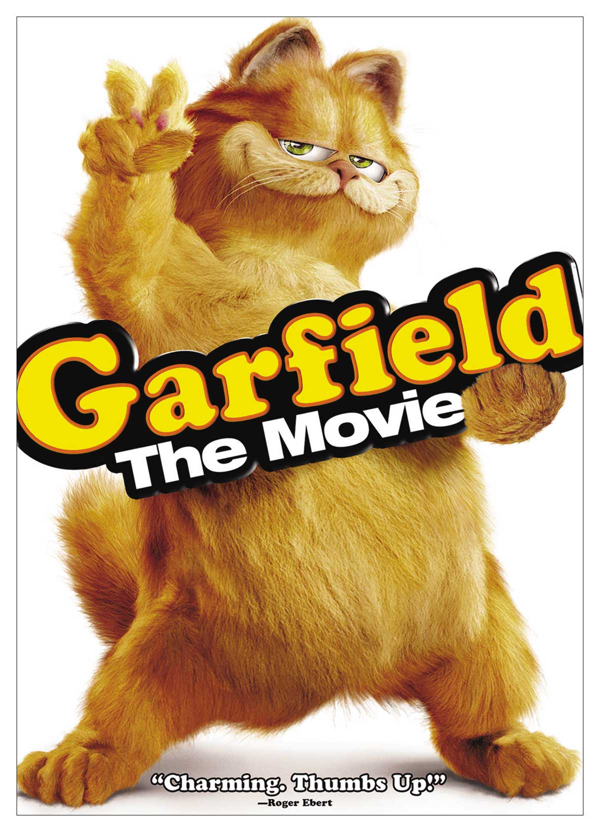 Garfield(家用版) the movie = 加菲貓 /