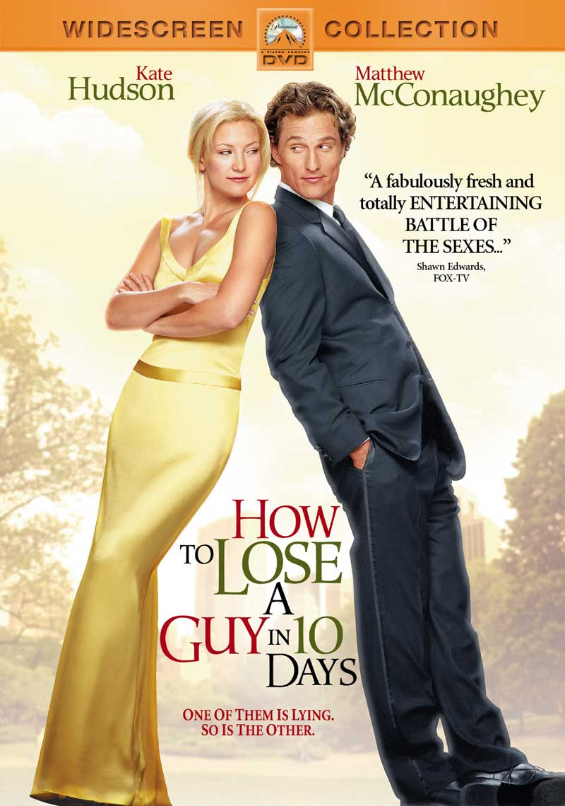 Jackass Critics How To Lose A Guy In 10 Days