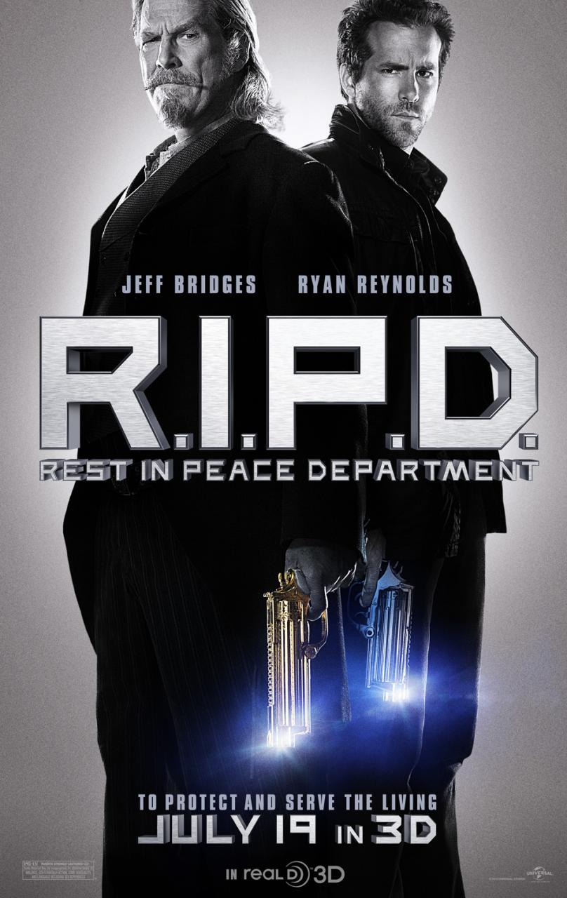 RIPD, a Summer 2013 (non) Blockbuster!